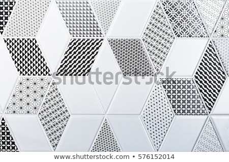 square stones pattern tiles texture stock photo © lunamarina