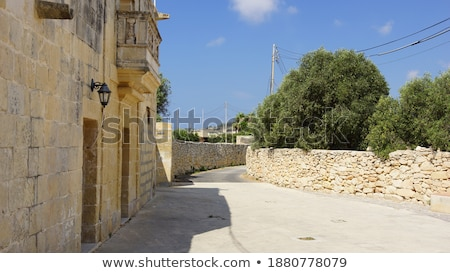 Antique Chapel in Malta	 Stock photo © Spectral