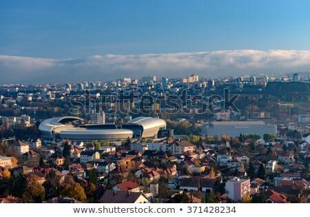 арена город Футбол спорт футбола области Сток-фото © FOKA