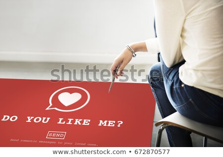 Do you like me in casuals ? Stock photo © stockyimages