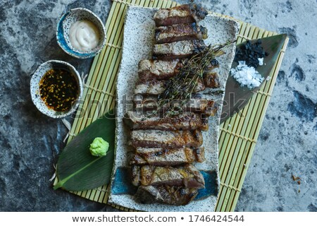 Seasoned tenderloin  Stock photo © Digifoodstock
