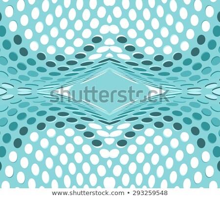 Elegancki półtonów obracać wzór streszczenie Zdjęcia stock © SArts