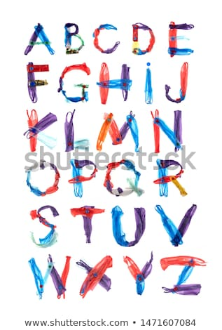 Doopvont ontwerp woord onzin illustratie achtergrond Stockfoto © colematt