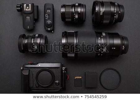 Папарацци · фото · камер · современных · цифровой - Сток-фото © robuart