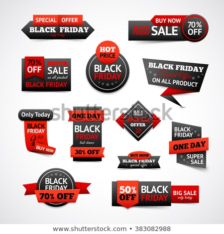 Best Product Decorative Promotional Banner Sale Stock photo © robuart