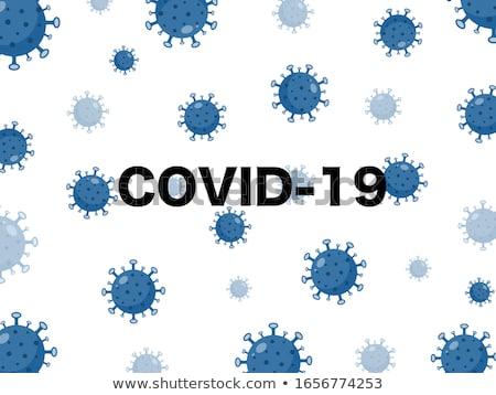 Wirusa zakażenie bakteria choroba projektu badań Zdjęcia stock © SArts