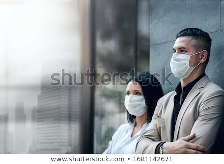 üzlet helyzet munka világ háttér háló Stock fotó © Nobilior