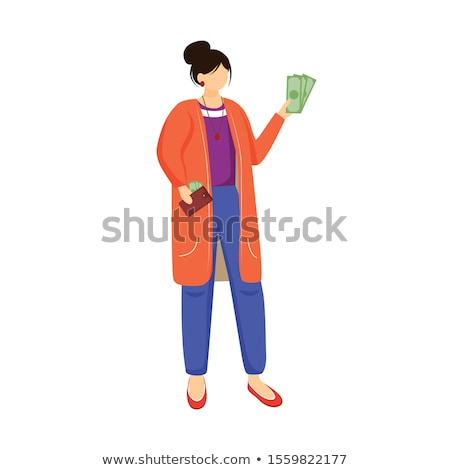 Stock photo: Woman in charge of recruitment