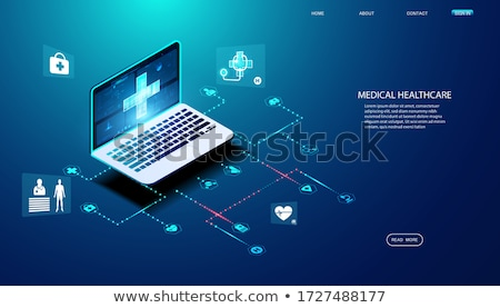 The age of information technology Stock photo © photography33