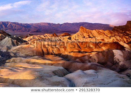 Death Valley National Park, California, USA Stock photo © phbcz