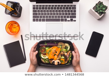 Food in the office Stock photo © photography33