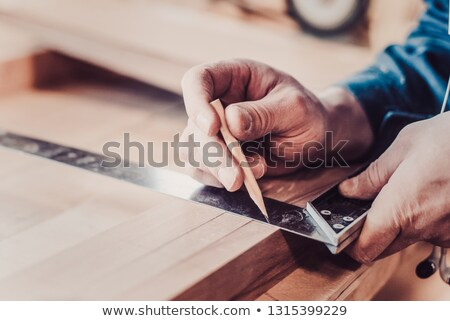 craftsman making a furniture Stock photo © photography33