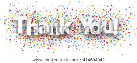 3D Word You on white background Stock photo © Mariusz_Prusaczyk