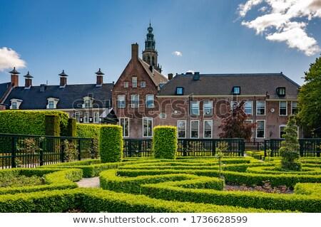 Martinitower in Groningen Stock photo © Hofmeester