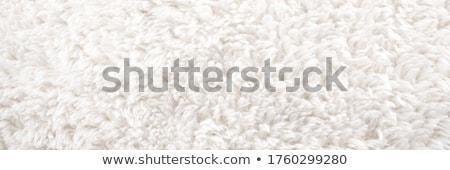 white textile background Stock photo © MiroNovak