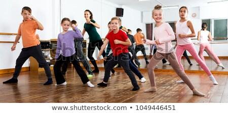 modern dancer 8 stock photo © forgiss