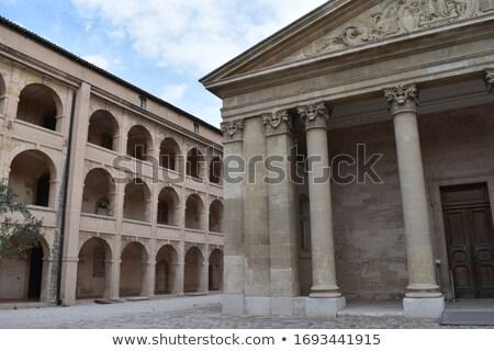caridade · Marselha · antigo · hospital - foto stock © capturelight