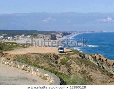 Praia del Rey beach Stock photo © luissantos84