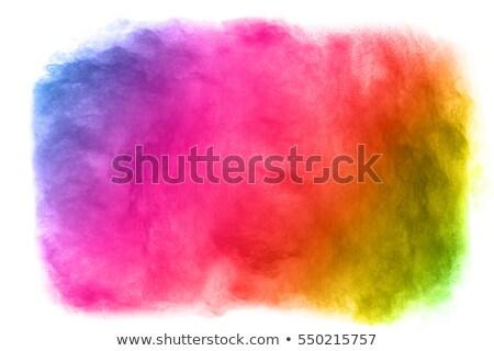 Leylak rengi ışık parti soyut sanat Stok fotoğraf © neirfy