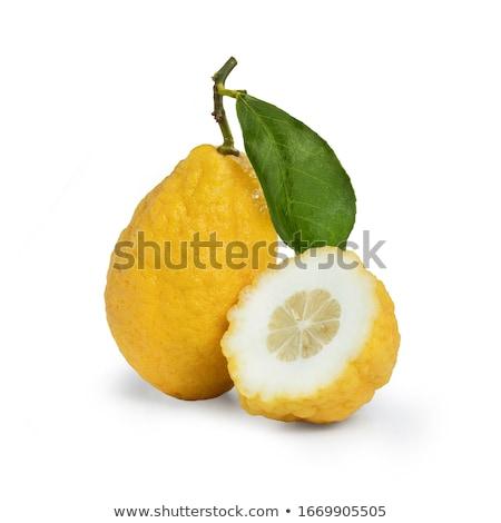 citron Stock photo © mathbapti