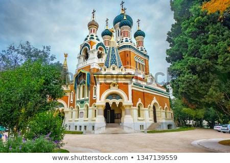 入り口 オーソドックス 大聖堂 ルーマニア 30 2010年 ストックフォト © igabriela