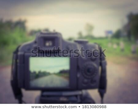 Panoramic camera Stock photo © Paha_L