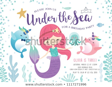 Mermaid Life stock photo © Soleil