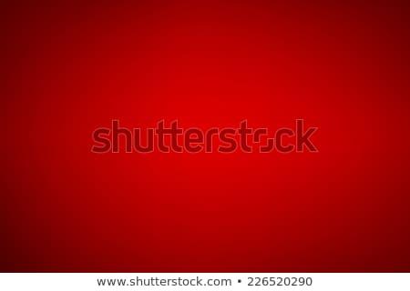 вектора красный красивой фрактальный бизнеса огня Сток-фото © fresh_5265954