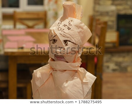 Stock photo: Mummy theme image 1
