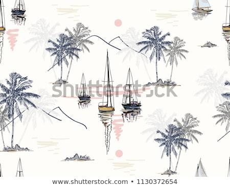 Foto stock: Japan Travel Pattern