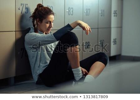 Sports Depression Stock photo © Lightsource