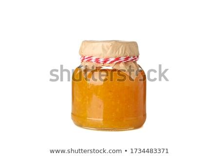 Apricot preserves Stock photo © sapegina