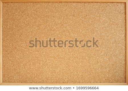 Parafa tábla fából készült panel fal természet terv Stock fotó © REDPIXEL