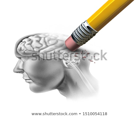 Illustration tête médicaux Photo stock © Lightsource