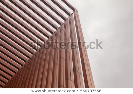 Window With Wood Slats stock photo © rhamm