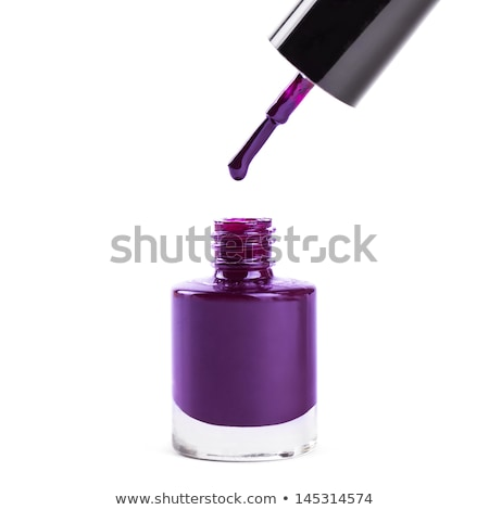 Purple Nail Varnish Stock photo © zhekos