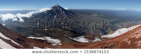 nalychevo nature park kamchatka russia stock photo © amok