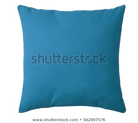 Pillow. Clipping path Stock photo © karammiri