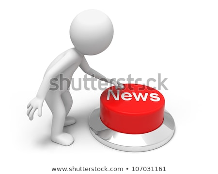 прессы кнопки о компании черный клавиатура компьютер Сток-фото © tashatuvango
