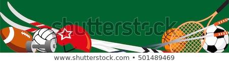 Stockfoto: Oetbalachtergrond · Met · Copyspace · Eps · 8