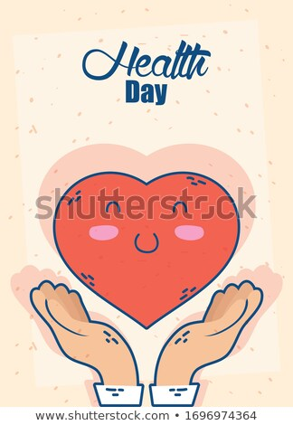 Human brain healt care Stock photo © Tefi