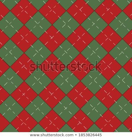 геометрический клетке бесконечный квадратный Сток-фото © lucia_fox