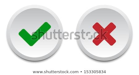 sí · no · votación · placa · botón · turco - foto stock © milsiart
