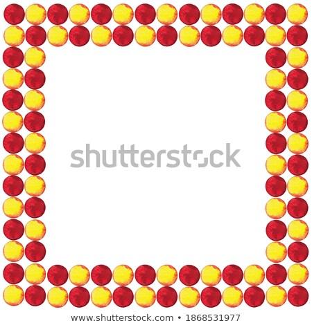 specerijen · keuken · patroon · verschillend · vier - stockfoto © lenm