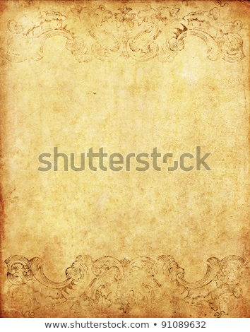 old burned paper classic vintage background stock photo © pashabo