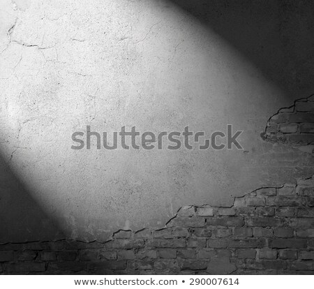 wall and spotlights at night stock photo © is2