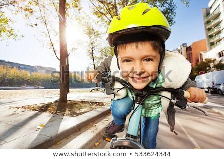 safety of children in traffic stock photo © netkov1