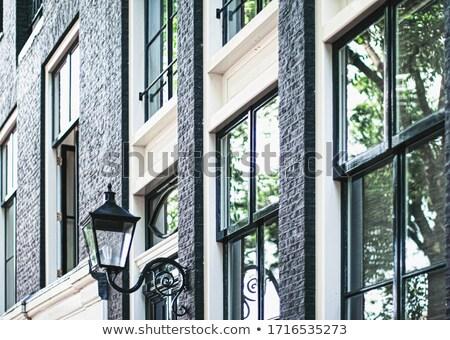 建築ディテール 建物 メイン 市 センター 通り ストックフォト © Anneleven