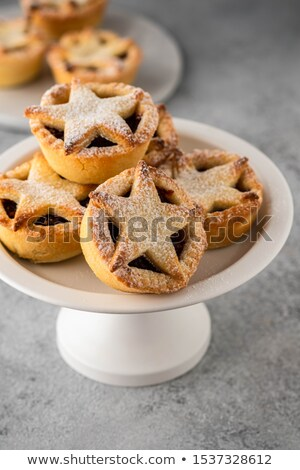 Mince tarts Stock photo © fotogal