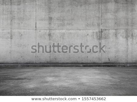Fotografia drogowego wzór samochodu ściany krajobraz Zdjęcia stock © Archipoch